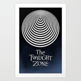The Twilight Zone Kunstdrucke