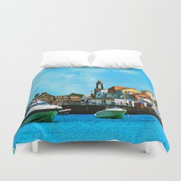 Swanage Sea View Duvet Cover