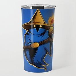 Little Black Mage Travel Mug