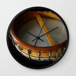 SAVOY TENOR BANJO 1928   Wall Clock