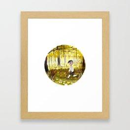Swamp Memories  Framed Art Print