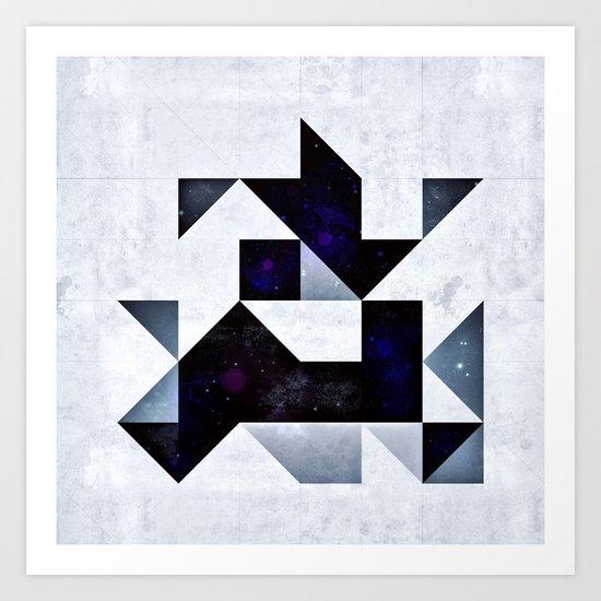 gryyffyc Art Print