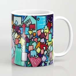 Tate - Created by a Genius (Square/Sym) Coffee Mug