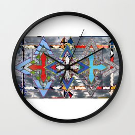 16-9 L. Wall Clock