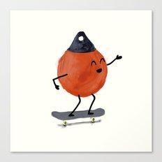 Skater Buoy Canvas Print