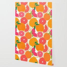 Grapefruit Harvest Wallpaper
