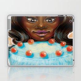 Mmmm Cake Laptop & iPad Skin