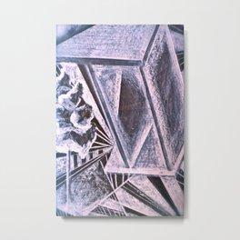 Overpower Metal Print