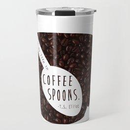 Coffee Spoons Travel Mug