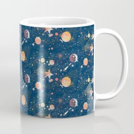Painted Space Coffee Mug