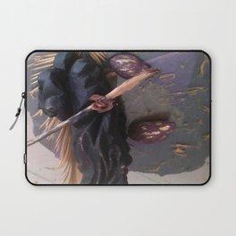 Photo expo pierre du parti Laptop Sleeve