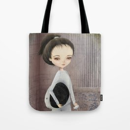 The fencer Tote Bag