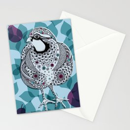 Partridge Stationery Cards