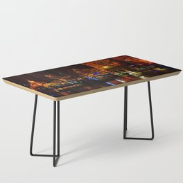 Shanghai 五 Coffee Table