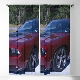100th Anniversary Challenger with rare shaker hood Blackout Curtain