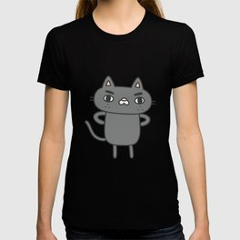 Cranky Cat T-shirt