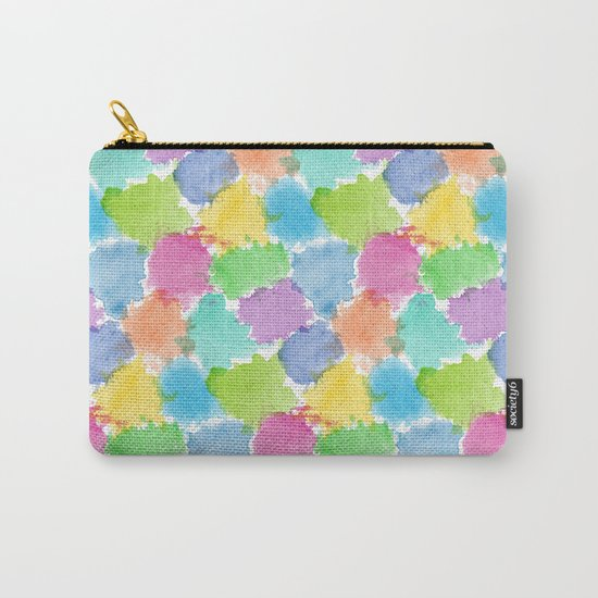 Happy Spots Carry-All Pouch