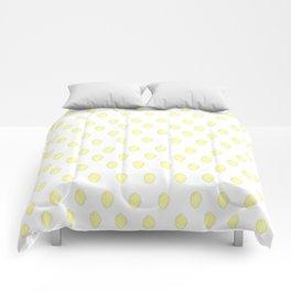 Sweet Citrus Comforters