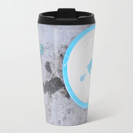 87. Water Leak, New York Travel Mug