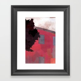 BROOKLYN BUILDINGS #1 Framed Art Print