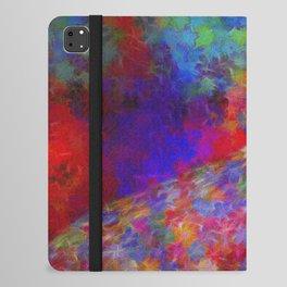 Floral Avenue iPad Folio Case