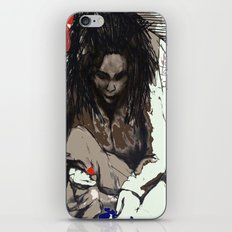 Basquiat iPhone & iPod Skin