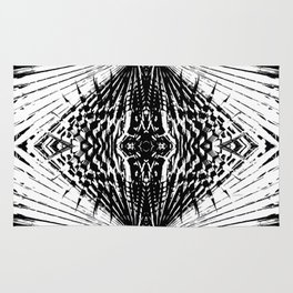 Starship Palm Rug