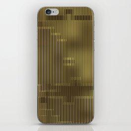 Maria's 24 Carat Abstract iPhone Skin