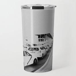 Amor y taxis Travel Mug