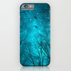 Stars Can't Shine Without Darkness iPhone 6 Slim Case