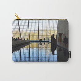 The Met Reflection Carry-All Pouch