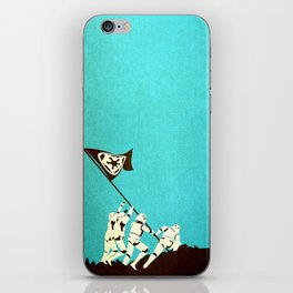 Fight for the Empire iPhone Skin