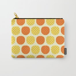 Dotty Pineapples - Singapore Tropical Fruits Series Carry-All Pouch