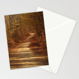 The path to nowhere Stationery Cards
