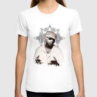 2pac T-shirts featuring Guru // GangStarr by Gold Blood