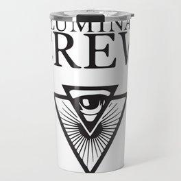 Illuminati Crew Confirmed !!! Travel Mug