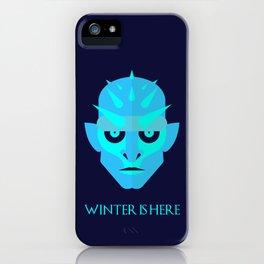 The IceKing Minimalist iPhone Case