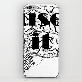 USE IT iPhone Skin