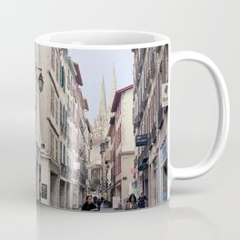 Street in Bayonne Coffee Mug
