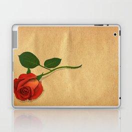 A Rose Laptop & iPad Skin