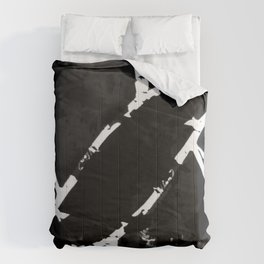 2020 Fall/Winter 19 Black Comforters
