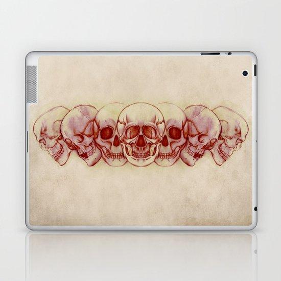 Sequential Skulls Laptop & iPad Skin