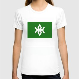 iwate region flag japan prefecture T-shirt