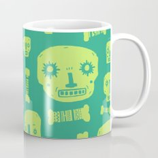 Skulls & Bones I - Green Mug