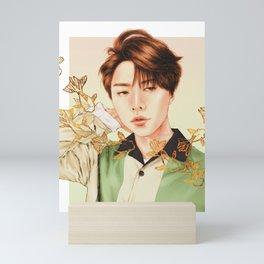 drifting [johnny nct] Mini Art Print