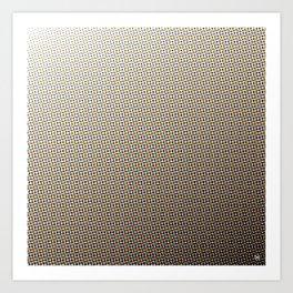 Halftone/ Art Print