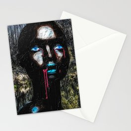 The First Book of Darkness #2 Stationery Cards