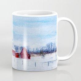 A Snowy Day Coffee Mug