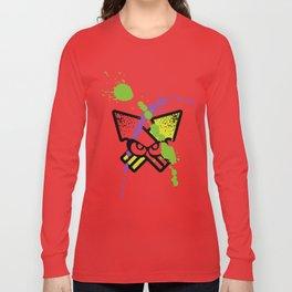 Splatoon - Turf Wars 2 Long Sleeve T-shirt