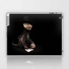 Charles the cat Laptop & iPad Skin